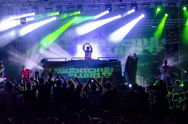 Sinoć je Istra postala centrom glazbenih zbivanja u regiji