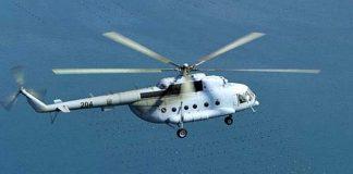 Helikopter Mi-8 MTV-630