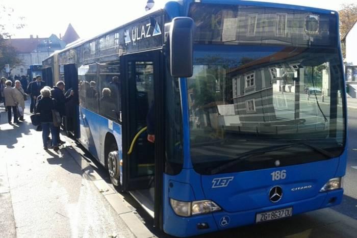 ZET - autobus