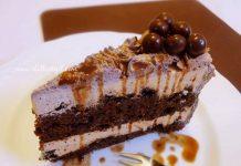 Mocca torta s Oreo keksima