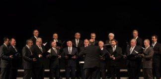 Muški vokalni ansambl Špansko