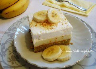 Jednostavni kolač od banana