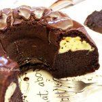 Čokoladni kuglof sa sirom