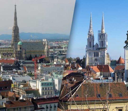 Beč - Zagreb