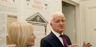 Tragovima Fausta Vrančića