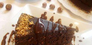 Nutella torta s lješnjacima