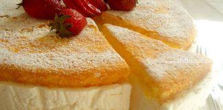 Torta od svježeg sira