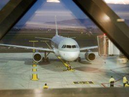 Zračna luka Franjo Tuđman - prvi let