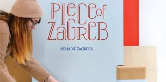 Piece of Zagreb/Komadić Zagreba