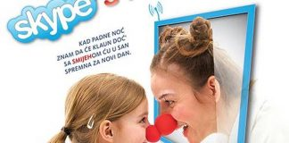 Crveni nosovi - Skype