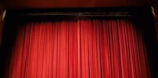 Kazalište - ilustracija