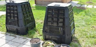 Komposter - Kompostiranje