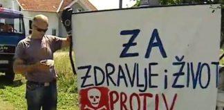 Prosvjed protiv spaliopnice