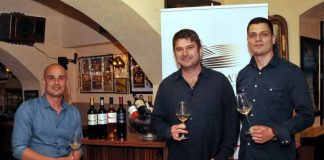 škrlet vinarije Ilovčak