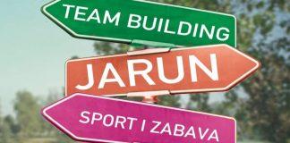 Team building na Jarunu