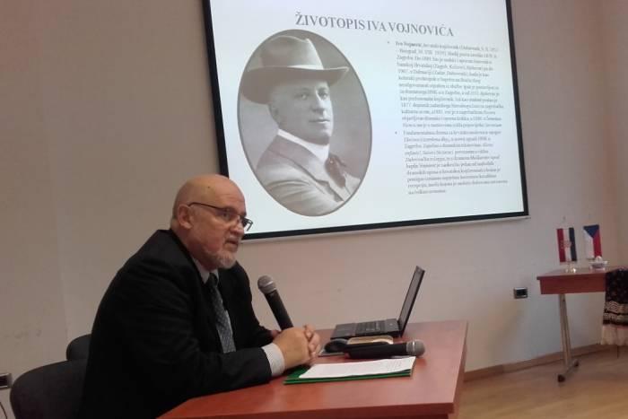 Ivo Vojnović - 160. godišnjica smrti