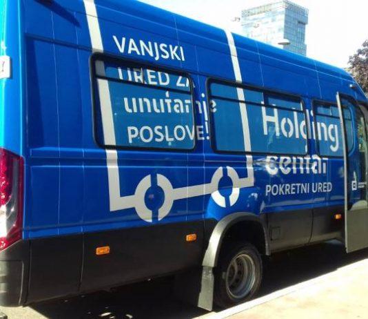 Pokretni ured - Zagrebački holding