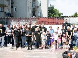 Sajam dobrosusjedstva na Črnomercu