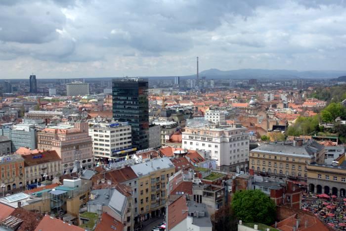 Zagreb - panorama