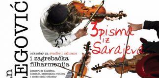 Goran Bregović - Tri pisma iz Sarajeva