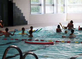 Plivanje, škola plivanja