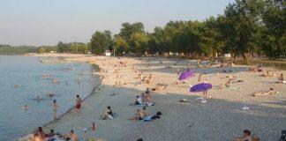 Jezero Jarun - kupanje