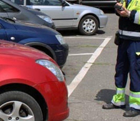 Parkiranje - kontrola