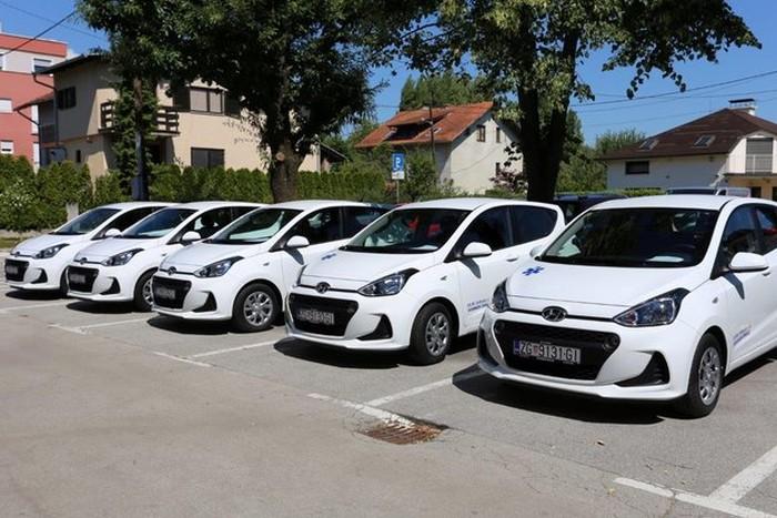 Automobili za patronažnu službu