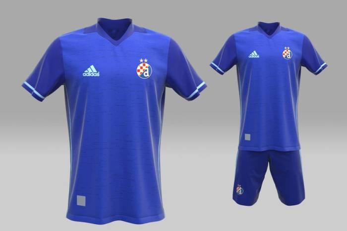 Dinamo - novi dresovi