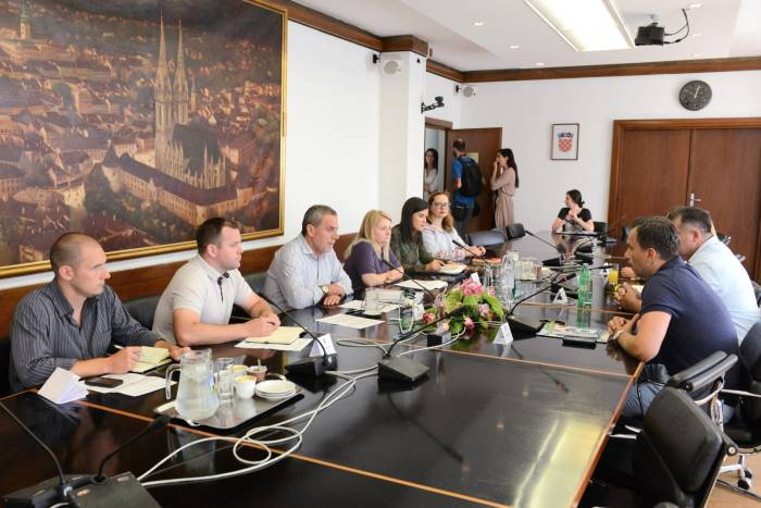 Sastanak - 50. obljetnica osvajanja Kupa velesajamskih gradova