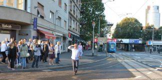 Savska cesta - Vodnikova ulica
