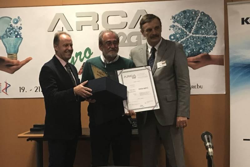 15. Međunarodne izložbe inovacija ARCA