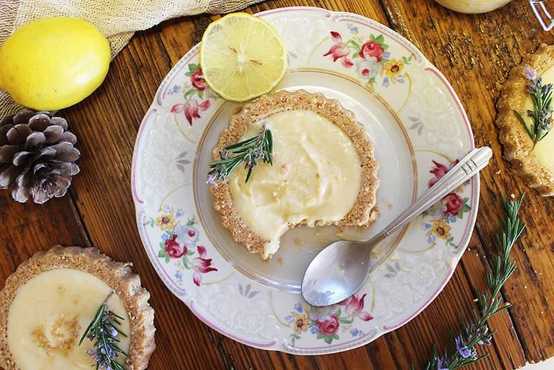 Mini pite od limuna