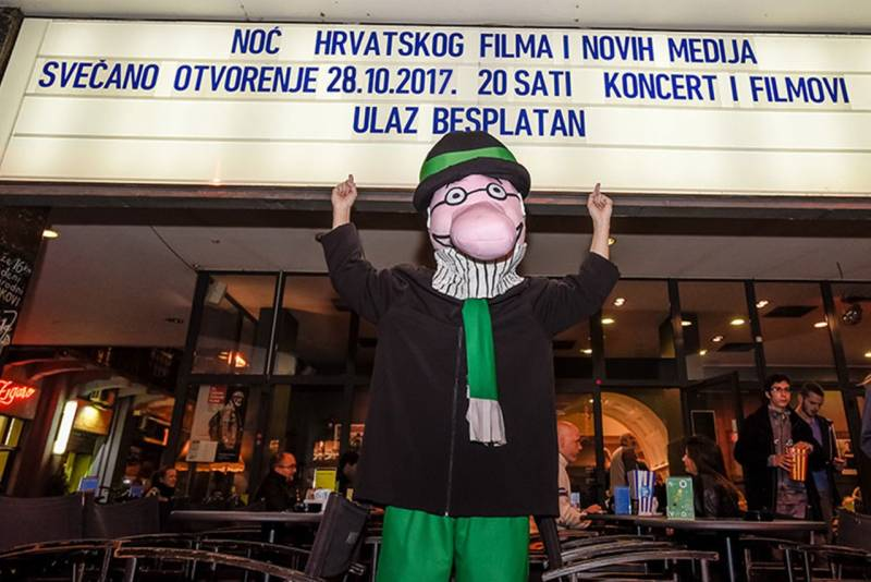 Noć hrvatskog filma