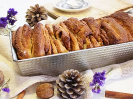 Slatki kruh s cimetom