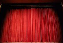 Kazalište - zastor