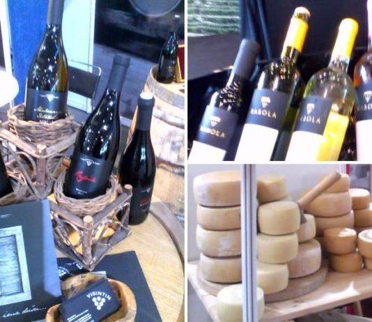 Vinocom - vino i sir