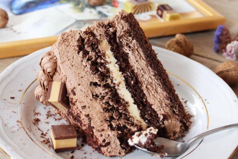 Čokoladna torta s Dulce de leche kremom