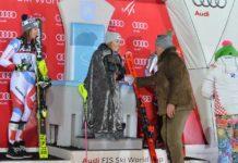 Mikaela Shiffrin - Snow Queen Trophy 2018. - Sljeme
