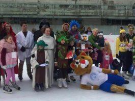 Dječji maskenbal na ledu