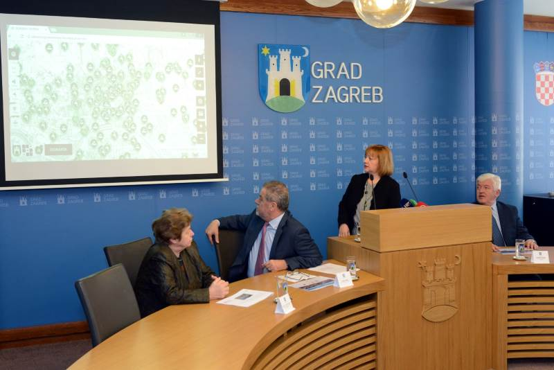 Predstavljanje Ekološke karte grada Zagreba