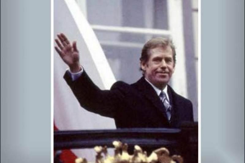 Václav Havel. Politička biografija