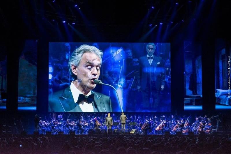 Andrea Bocelli u Areni