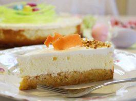 Cheesecake s mrkvom