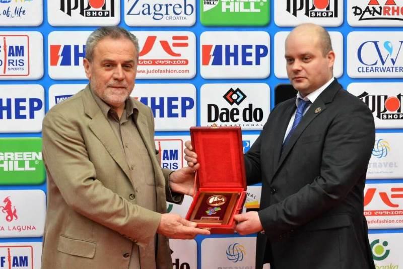 Milan Bandić - Europski judo kup