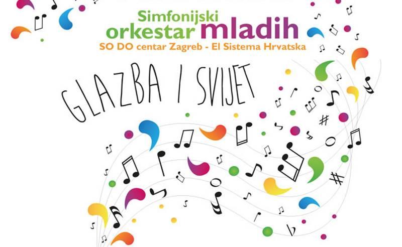 Simfonijski orkestar mladih SO DO Centar Zagreb – El Sistema