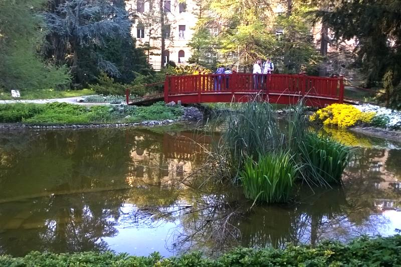 Botanicki Vrt Prirodna Oaza U Srcu Grada Koju Turisti Obozavaju