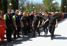 Civilna zaštita - vježba