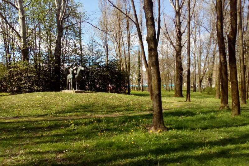 Park mladenaca