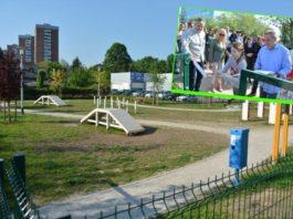 Park za pse na Knežiji